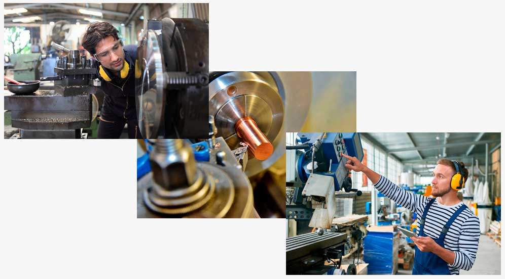 Weller PumpenTechnik GmbH bildet aus